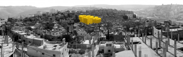 """Book of Returns"": Void of absense in Palestinian refugee camp"