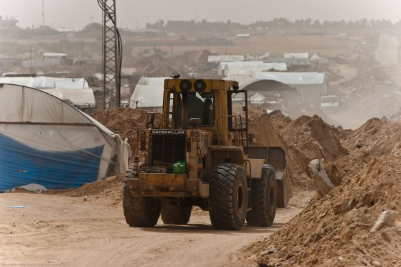 The tunnels beneath the Rafah border offered a lifeline to Gazans under siege, but also fed economic inequity