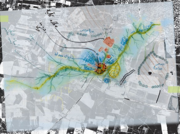 A counter-mapping of return to Miska, 2010