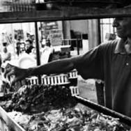 Gaza street vendor
